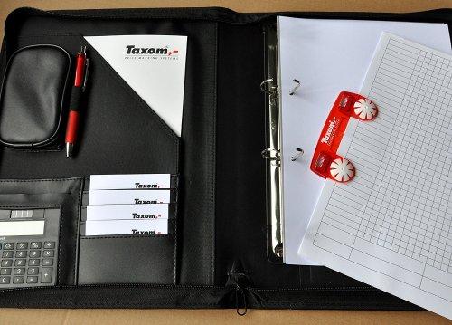 PaperPiercer in organizer